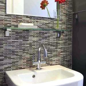 bathroom vanity backsplash ideas bathroom vanity tile backsplash