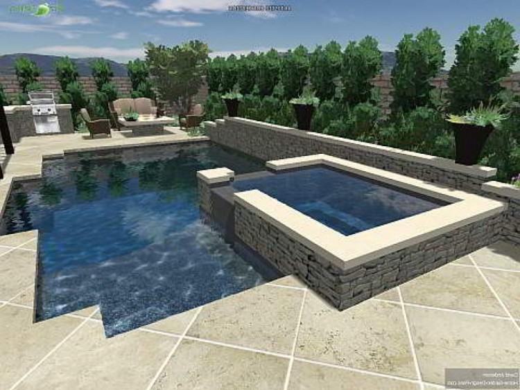 square swimming pools