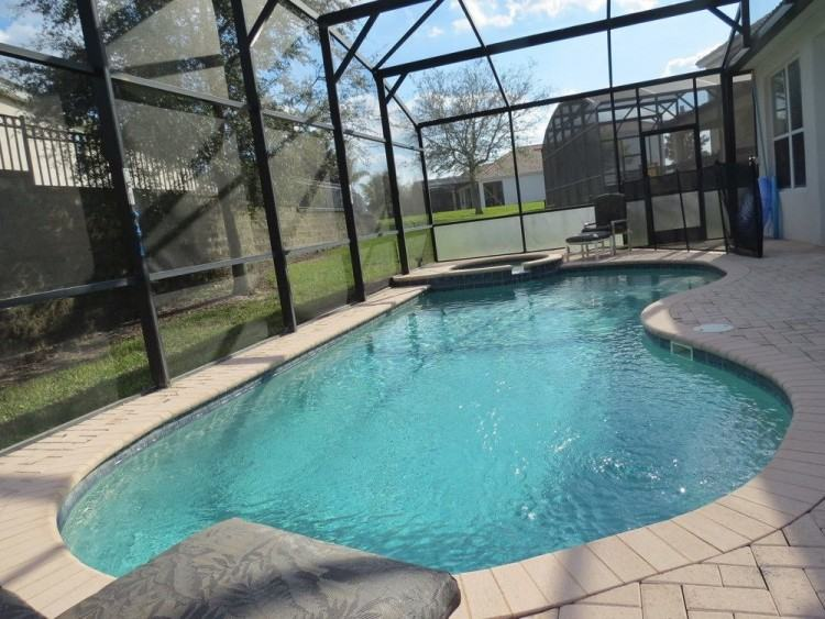 As you're designing your dream pool, one of the most important aspects of  the design will be your decision what deck size and deck material will be  used