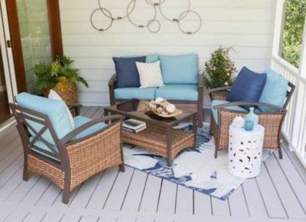 leisure made patio furniture