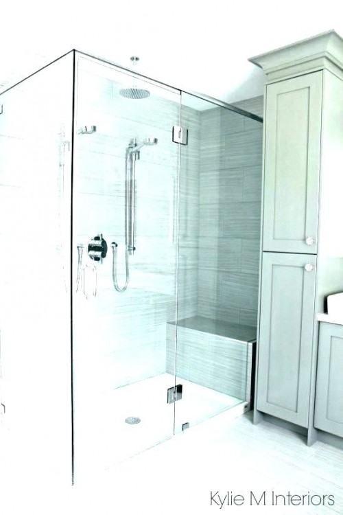 Shower Pan Under Tile A New Tile Shower Floor Helped Transform This Common  Bathroom Into A Work Of Art Bathroom Shower Base Tile Ideas Tile Redi Shower  Pan