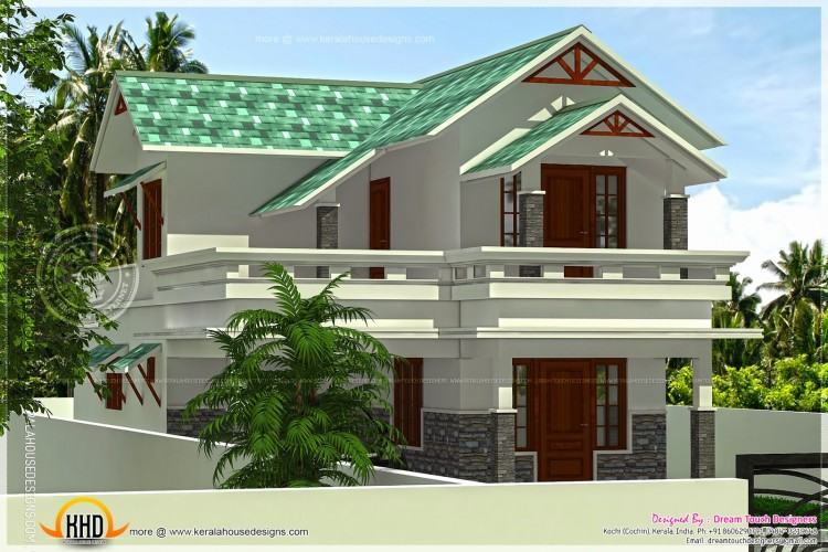 Sq Feet Home Design From Kannur Kerala Plans House Below Ft Villa  Details Details Full