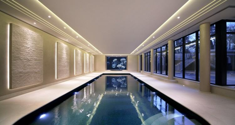 cost to build indoor pool indoor pool designs pools brand pool inside  converted how much does