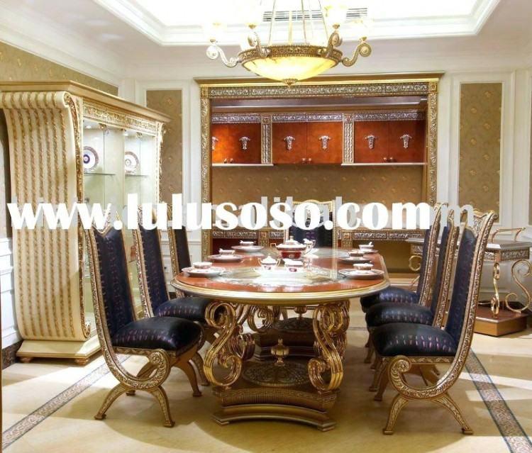 luxury dining sets