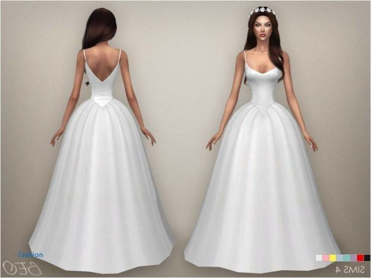 enna wedding dresses set