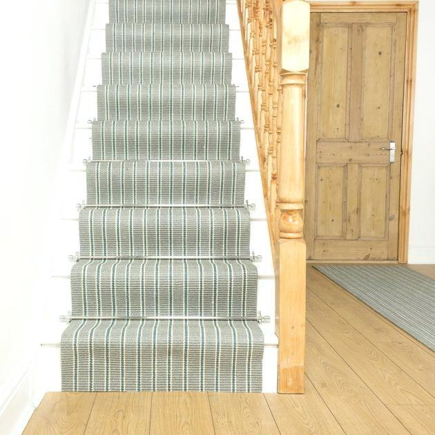 Tips on Selecting the Perfect Stair Runner for Your Home · Carpet
