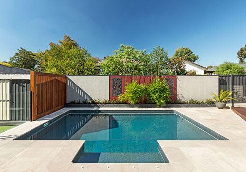 Pool Landscape Design · Residential Landscaping