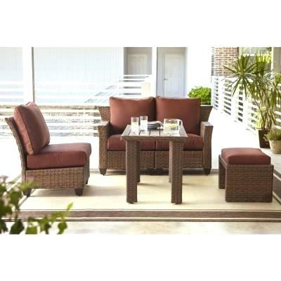 All Weather Wicker Sofa Sectional Patio Dining Set Patio Furniture Cover  For Sectional Sofa Hampton Bay Beverly 5 Piece Patio Sectional Sofa Set  Walmart