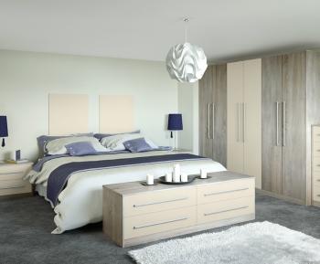 6 piece bedroom furniture set