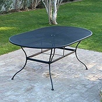 wrought iron patio table rectangular iron patio furniture rectangular  dining table used and chairs two plantation