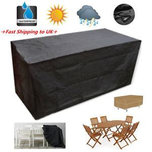 com : Patio Furniture Set Covers Waterproof Outdoor Table and Chair  Covers Durable Heavy Duty 88