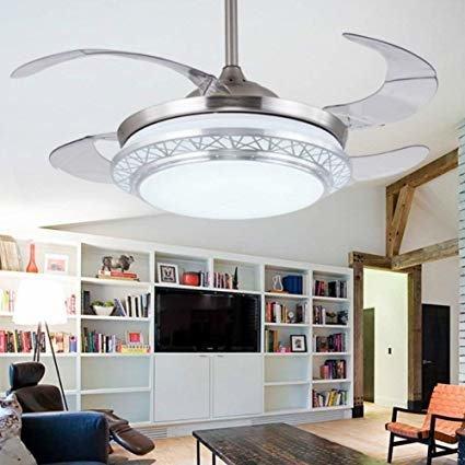 ceiling fan lamp holder buy led light for dining room living wit