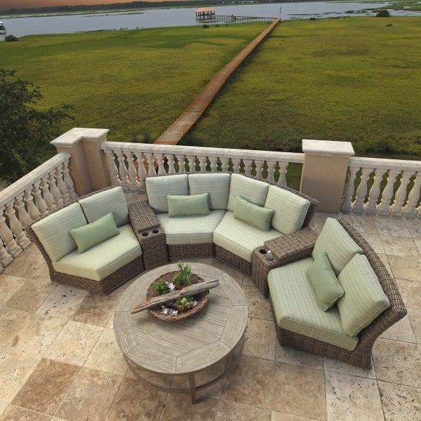 vintage wrought iron patio furniture luxury square table home dream set  ebay lux