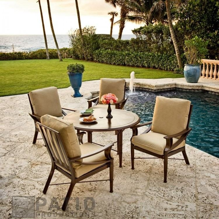 CabanaCoast had the  opportunity to proudly present some of the new 2018 patio furniture