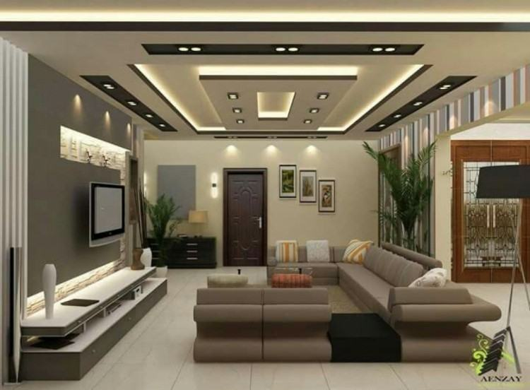 modern house ceiling design