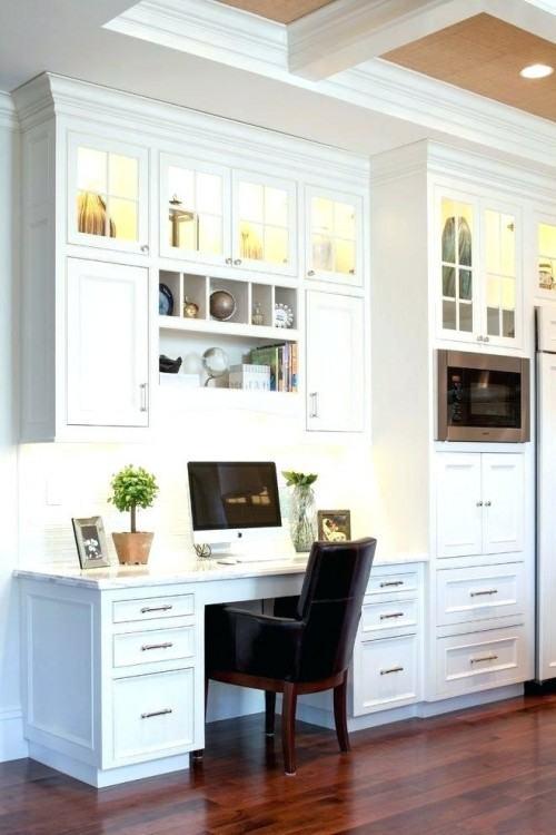 kitchen desk ideas