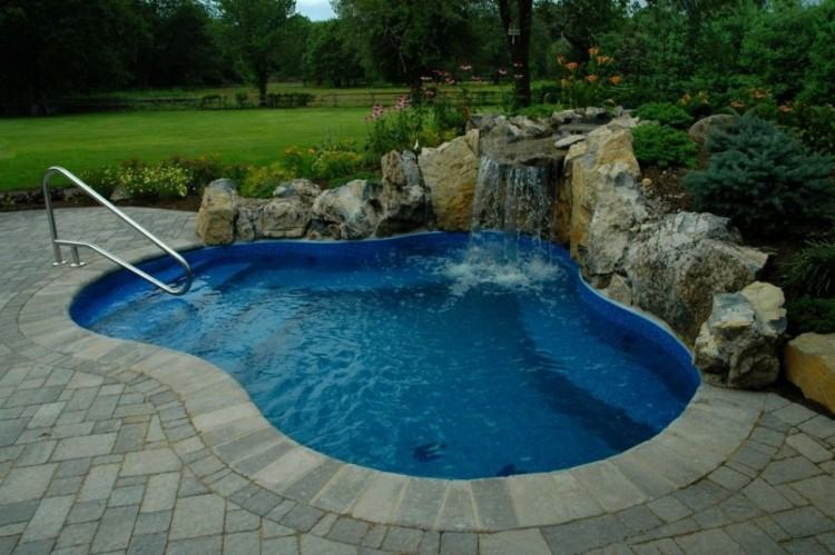 Small Yard Patio Pool Backyard Ideas Awesome With Photos Inexpensive For  Backyards Jacuzzi