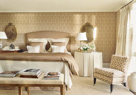Beautiful Master Bedroom Ideas: Gorgeous Neutral Bedroom Inspiration via  www