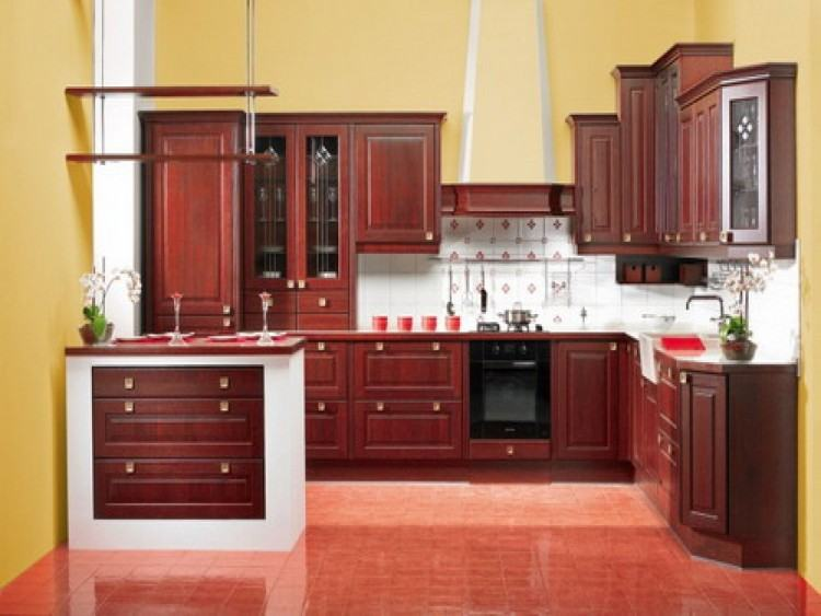 With Oak Cabinets And Gas Range Hood Shofa From To Ed White From Kitchen  Paint Ideas Fruit Oven Contemporary Wooden Cabinets And Floor Black  Appliances To