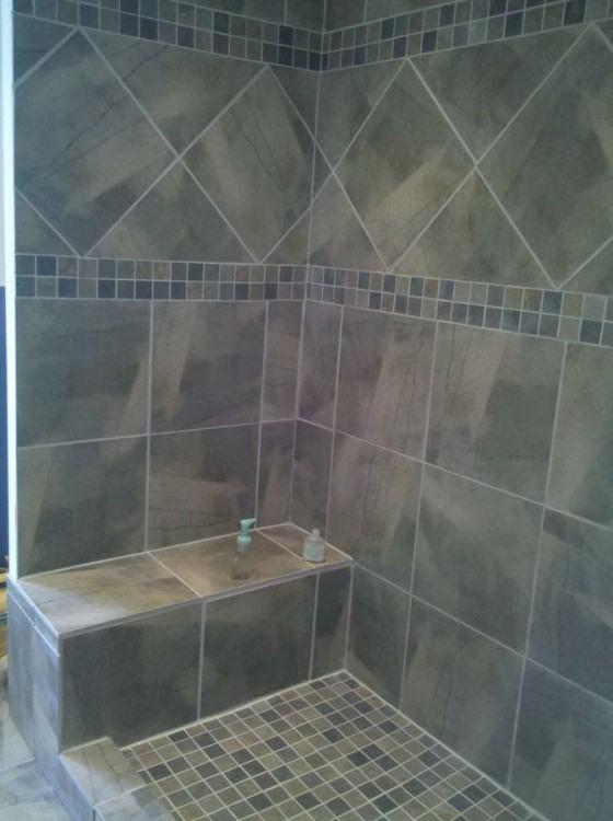 gray tile bathroom grey bathroom tile design ideas and more grey and white  bathroom tile ideas