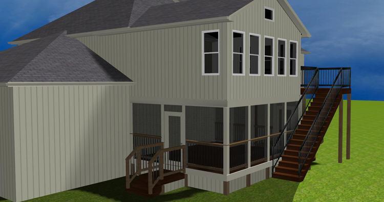 Patios & Outdoor  Living Spaces