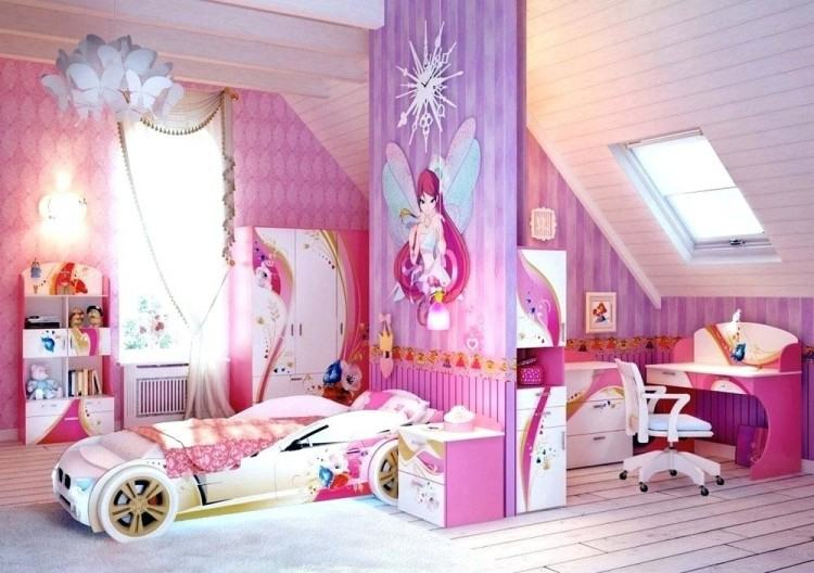Ideas Little  Girl Rooms Cool Decorating Bedroom Decor Diy