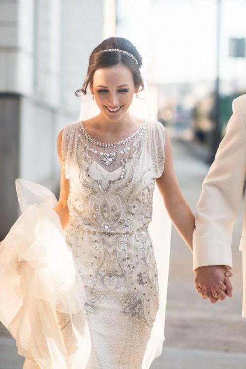 Discount 2019 Vintage Dresses 1920s Beach Wedding Dress Cheap Dropped Waist  Bohemian Strapless Backless Boho Bridal Gowns Lace Ribbon Custom Made Bridal