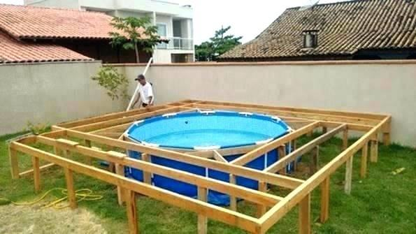 Simple Small Backyard Pool Ideas Above Ground Design Pictures Avaz House  Designs Landscaping