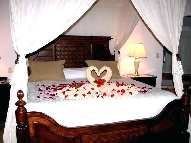 romantic room decoration for first night wedding night romantic wedding night  room decoration