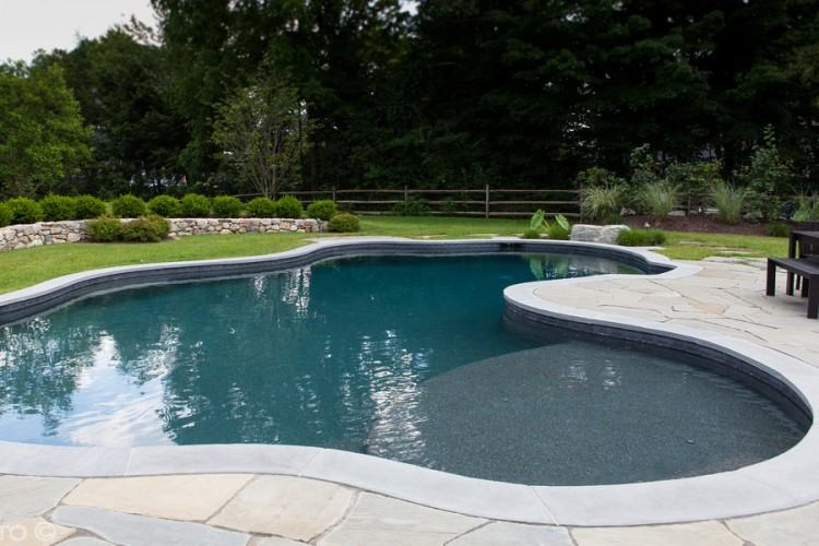 square pool designs