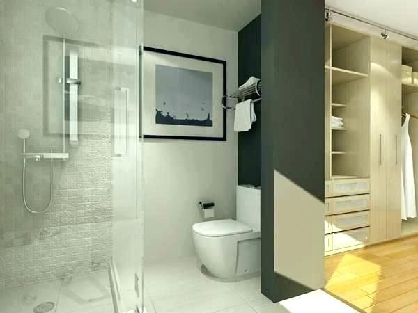 Master Bathroom Closet  Design Ideas Organized Simply