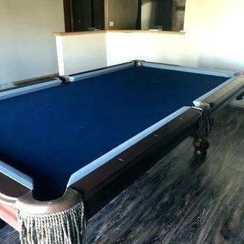 unique pool table felt
