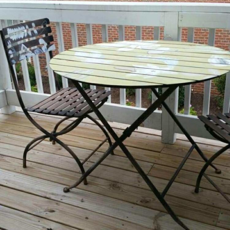 heavy duty patio furniture small round patio table small patio table and chairs  heavy duty patio