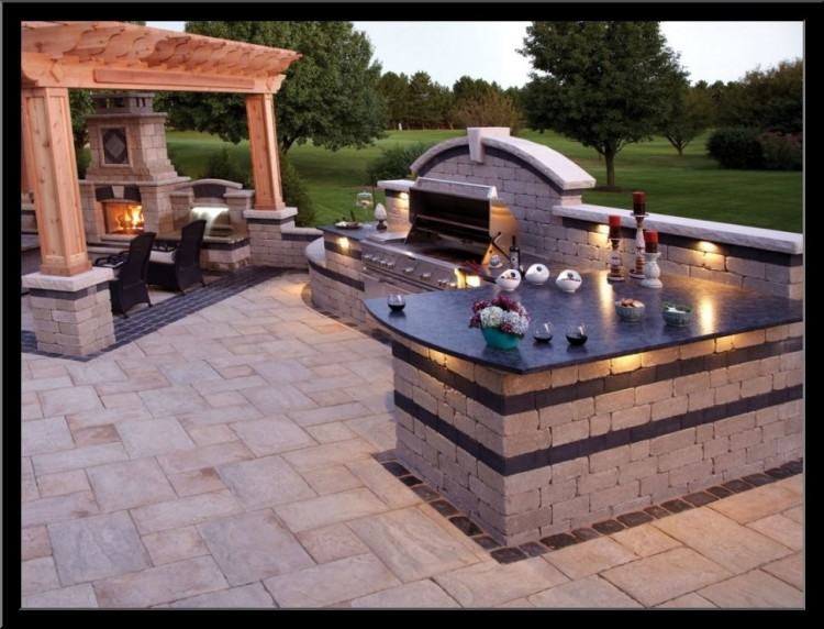 exceptional bluestone patio and natural in ground swimming pool design  ideas and installation mahwah nj