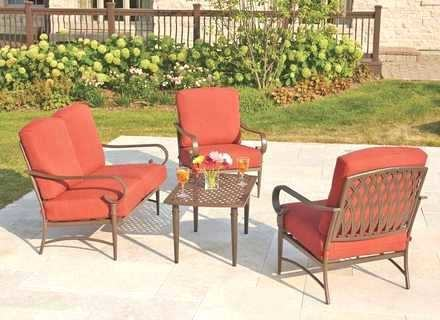 Eclipse Cushion Aluminum  Patio