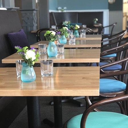 You value the finest, freshest ingredients for your restaurant? Then you  should do the same with your furniture