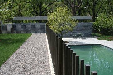 pool fencing ideas
