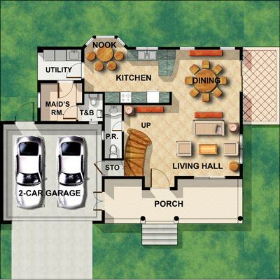 Click Image to view Model Description & Floor Plan