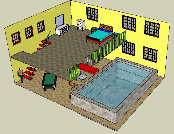 Sketchup Speed Build Home Design 7