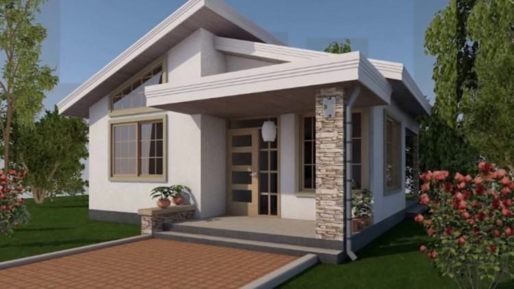 small design house