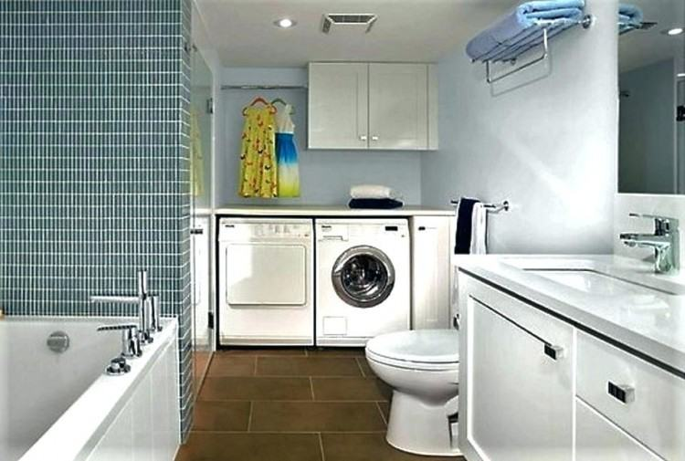 combined laundry