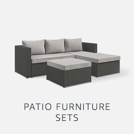 patio furniture 4 piece set 4 piece outdoor sectional outdoor not your  grandmas patio furniture halsted