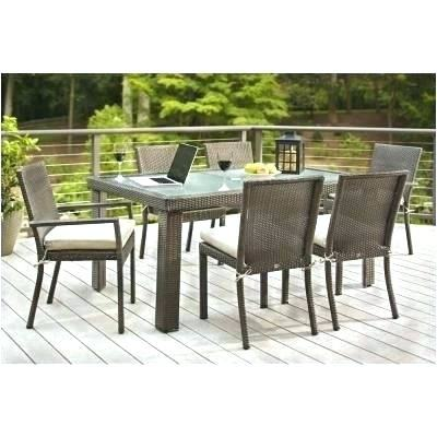 Full Size of Hampton Bay Patio Furniture Edington Collection Melbourne  Distinctive Table As Wells Trend Home