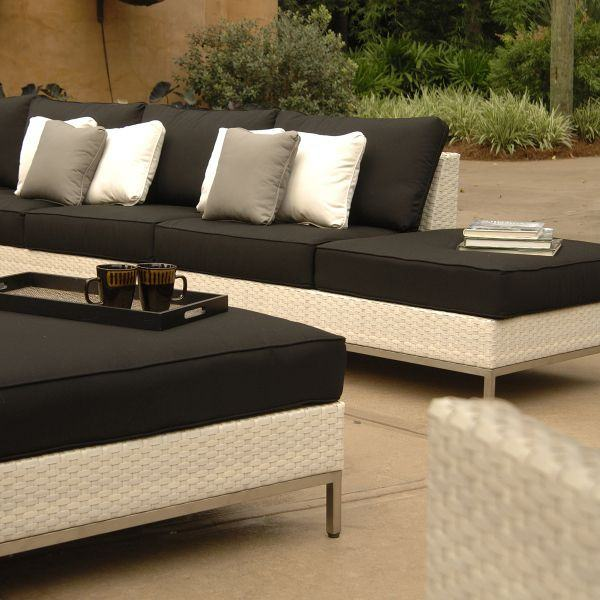 Luxurious Ebel Dreux Patio Furniture for Dreux Outdoor Daybed Ebel  Outdoor Furniture