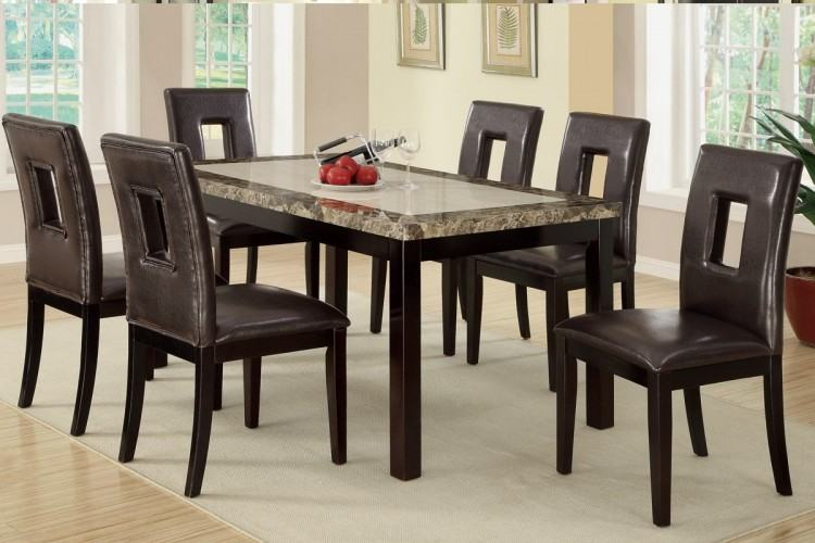 Cozy Marble Dining Tables All Dining Room
