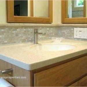 Unique double sink  vanity countertops design ideas