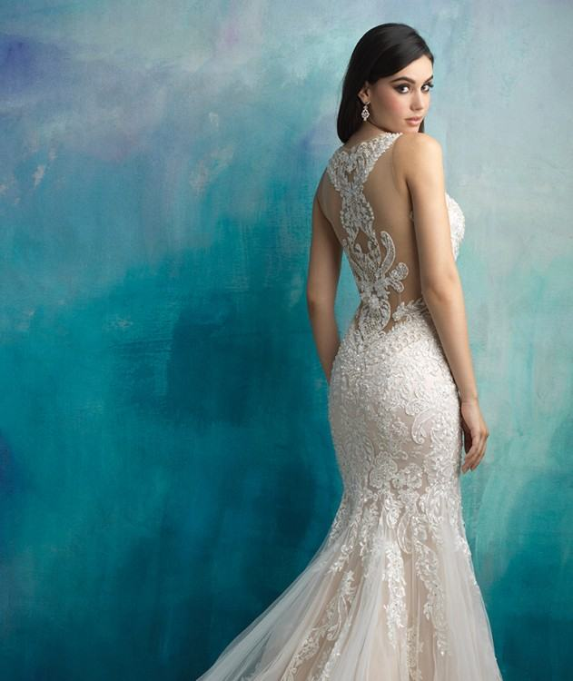 exquisit wedding dresses that match 100% your personality and wedding style  and beautify your figure at the same time