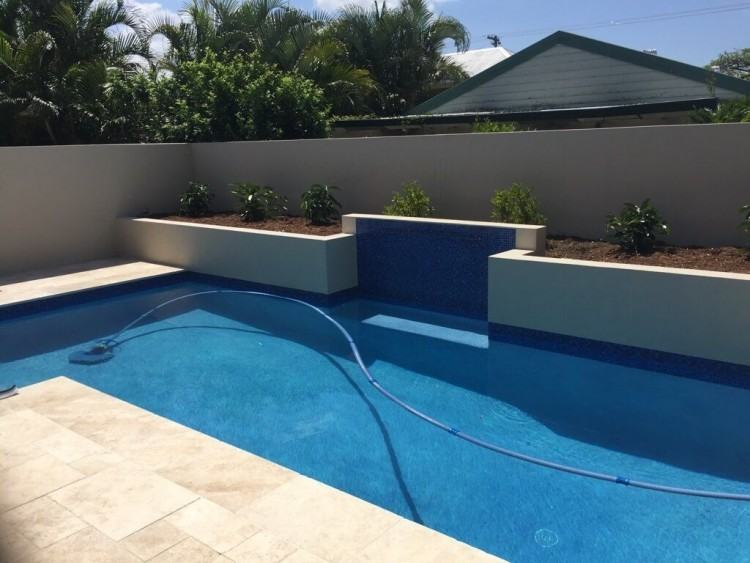 landscape desisgn is an important part of any swimming pool construction in  Brisbane
