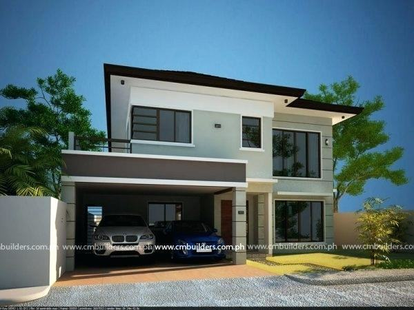 zen type house design