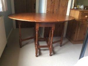 Heals Arts & Crafts Oak Refectory Dining Table